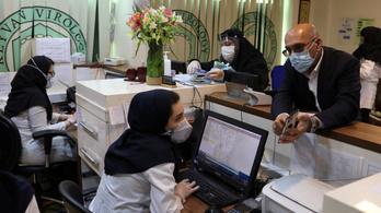 Irán: Nem a járvány súlyosbodik, csak a szűrés lett hatékonyabb