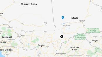 Lemészárolták egy falu 43 lakóját, köztük gyerekeket Maliban