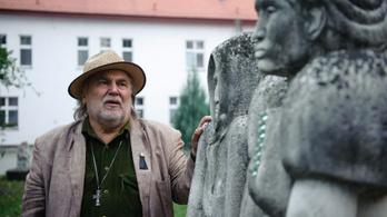 Meghalt Kő Pál Kossuth-díjas szobrász