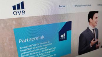 Az OVB ügynökei az önkéntes nyugdíjpénztárak besározásával szereztek ügyfeleket, nagy bírságot kapott a cég