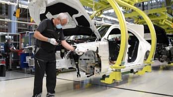 A vártnál is jobban elhasalt a német ipar áprilisban