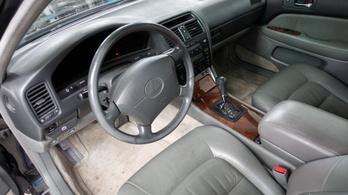 V8-as Lexus 1,5 millió forint alatt? Íme!