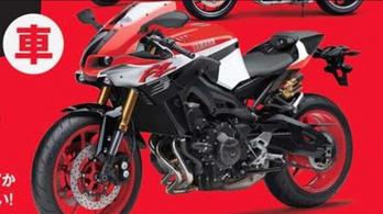 Újabb retró motor épülhet a Yamaha MT-09-re