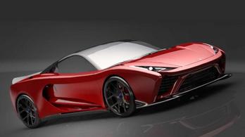 Újabb 1000 kW-os sportkocsi a láthatáron