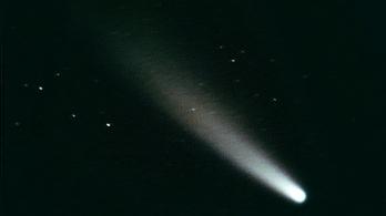Felfedezték a leghosszabb, egymilliárd kilométeres csóvájú üstököst