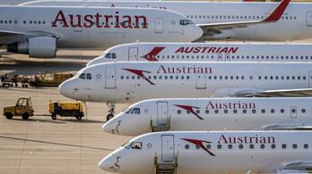 600 millió eurós mentőövet dobnak az osztrák légitársaságnak