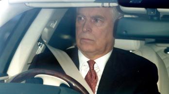 Kihallgatná az amerikai vádhatóság András yorki herceget az Epstein-ügyben