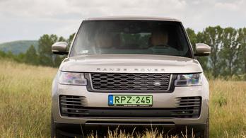 Range Rover PHEV P400e - 2020.