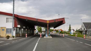 Megnyíltak a szlovén–magyar határátkelők