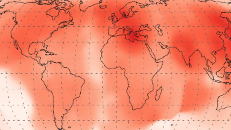 Magyar műhold készítette a Föld első elektroszmogtérképét
