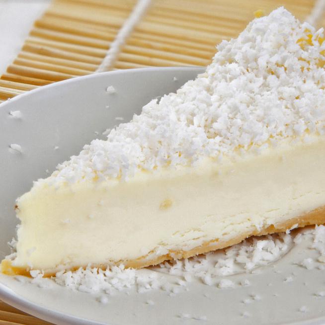 Szuperkönnyű, sütés nélküli kókuszos sajttorta – Joghurttól lesz lágy