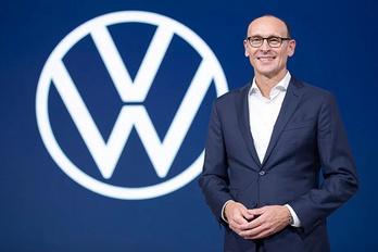 Új ember került a Volkswagen márka élére