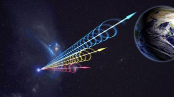 157 naponta ismétlődő gyors rádiókitörést fogtak az űrből