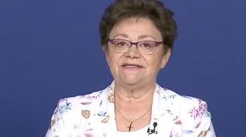 Müller Cecília: Ma döntünk arról, hogy teljesen újranyissuk-e az egészségügyet