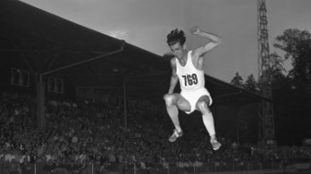 Meghalt az olimpiai bronzérmes magyar távolugró