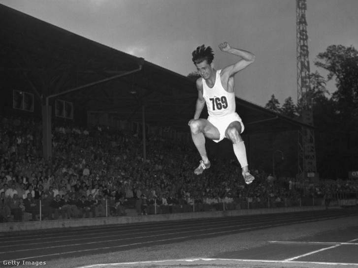 Az 1954-es berni Európa-bajnokságon