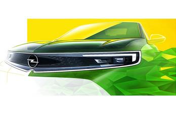 A Mokka viselheti először az új Opel-orrot
