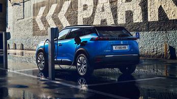 Bekúsznak a legtámogatottabb kategóriába a Peugeot és Nissan villanyautói