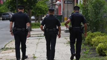 Egy amerikai város hét éve feloszlatta a rendőrségét