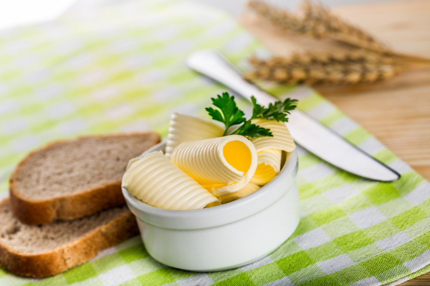 vaj margarin