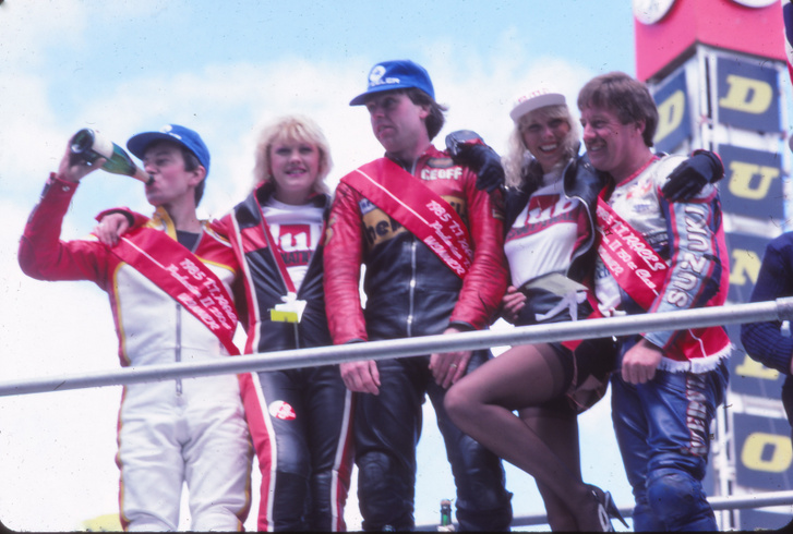 1985: Oxley, Johnson, Grant