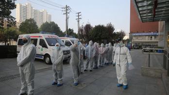 Kínai külügy: Nevetséges feltételezés, hogy már augusztusban megjelent a koronavírus Vuhanban