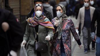 15 millió koronavírusos fertőzött lehet Iránban