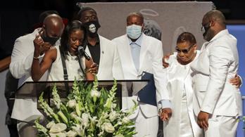 George Floyd temetése: fizessenek meg az elvett életekért