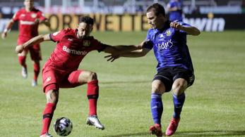 Nem jött össze a csoda a Saarbrückennek, kikaptak a Leverkusentől