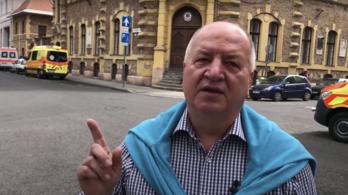 Álmentős videó: az MSZP szerint nem Korózs hibázott