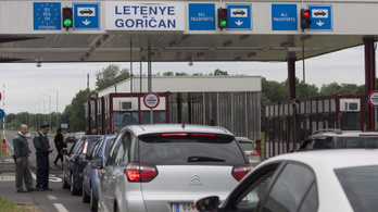 Péntektől szabad az átjárás Horvátországba