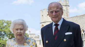Fülöp herceg 99 éves lett