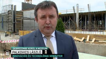 A kormány döntött, Debrecenbe költöztetik a Természettudományi Múzeumot