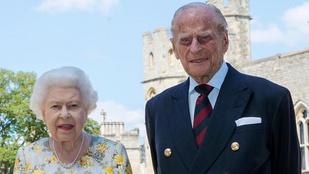 A nap képe: Fülöp herceget 99. születésnapja alkalmából fotózták