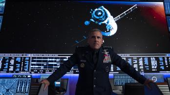 Mire a kormány észbe kapott, a Netflix már levédette a Space Force-ot