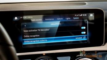 Óriási üzletet lát a Mercedes a mesterséges intelligenciában