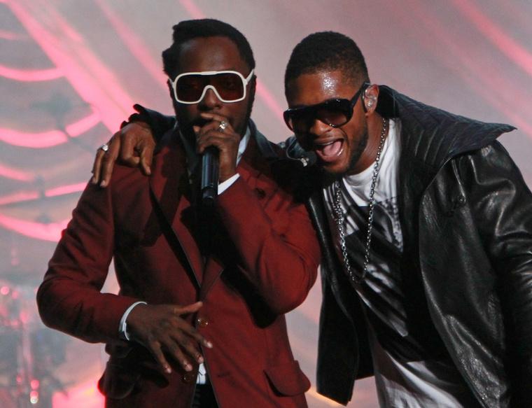 Will.I.am 2010-ben egy olyan menő számot (OMG-t) írt Ushernek, hogy a nyár egyik legnagyobb slágere lett