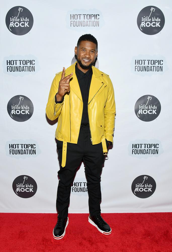 Visszatérve Usherre,2012-ben és '16-ban jelent meg albuma, egyen pedig jelenleg is dolgozik