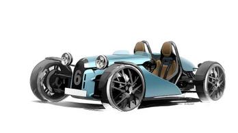 Lesage: érdekes kis sportkocsi Franciaországból