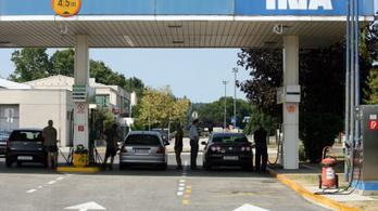 A horvátok nem tesznek le arról, hogy megszerezzék az INA-t a Moltól