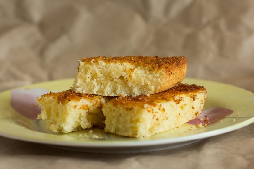 Hipergyors citromos, grízes bögrés süti: nem kell hozzá semmi extra, mégis isteni