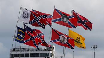 Betiltják a konföderációs zászlókat a NASCAR versenyein és területein