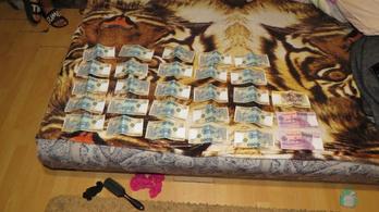 A 10 éves gyerekével együtt is árulta a drogot egy kétegyházi férfi