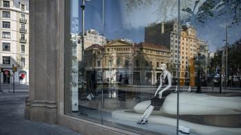 1200 boltját zárhatja be a Zara tulaja