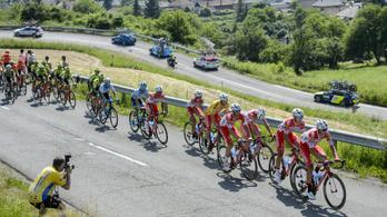 3259 méter szintkülönbség lesz a Tour de Hongrie királyszakaszán