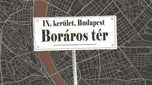 Ki az a Boráros, és miért pont róla nevezték el a Boráros teret?