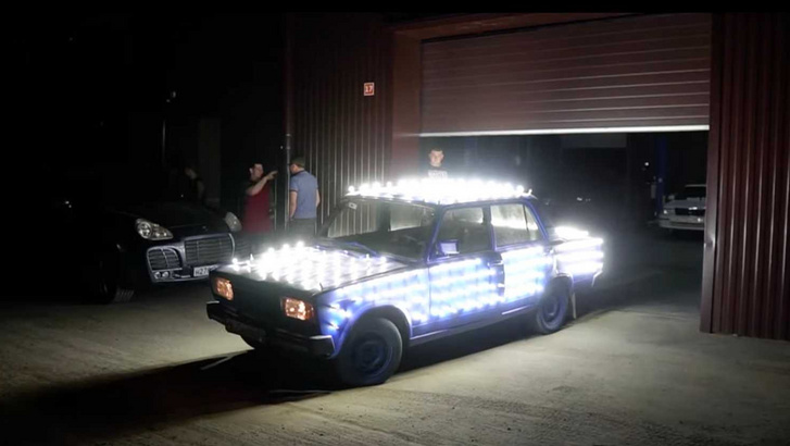 garage-54-led-lights-on-lada-body (1)
