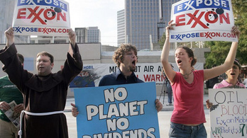 Zsoldos hekkerek támadtak rá az Exxon Mobile-t támadó klímaaktivistákra