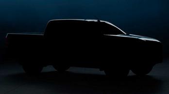 Érkezik az új platós Mazda