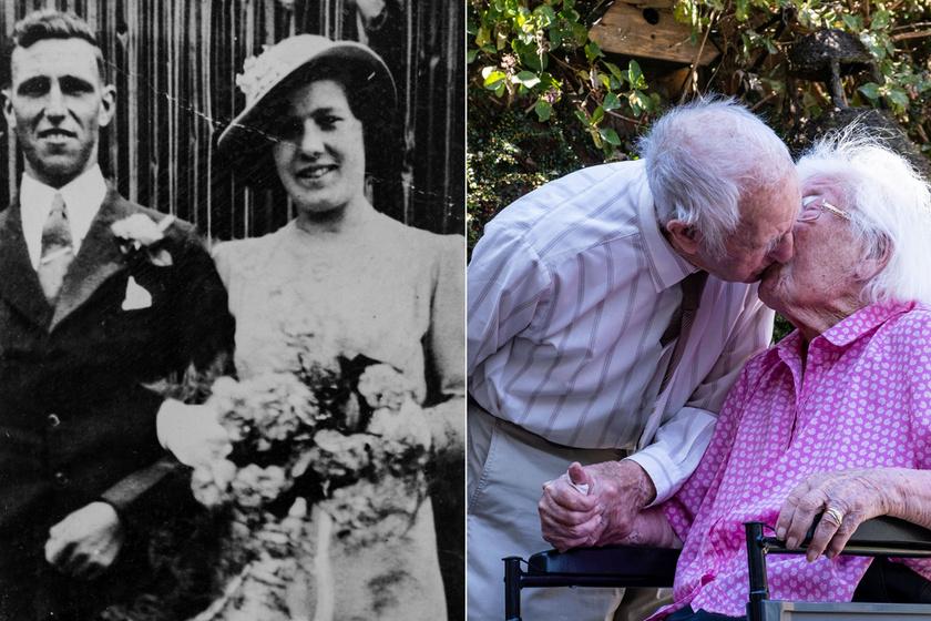 80 éve házasok, a mai napig nem engedik el egymás kezét: egy vakrandin ismerkedtek meg, azóta elválaszthatatlanok